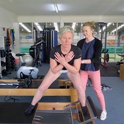physio, physio gym, training, back physio, old physio