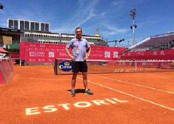 Ben on the ATP World Tour
