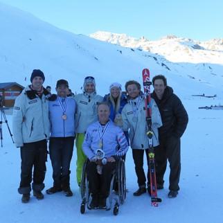Australian Para Ski Team